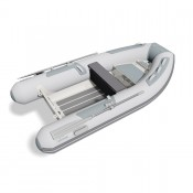 Zodiac Deckline ALU Rib (alloy hull with flat floor and anchor locker)