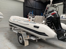 USED: Zodiac Pro 5.3m HULL ONLY