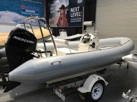 USED: 2008 Coastryder 5.2m Rib