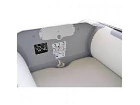 Zodiac Cadet 310 aero/alloy deck & Suzuki 5HP outboard