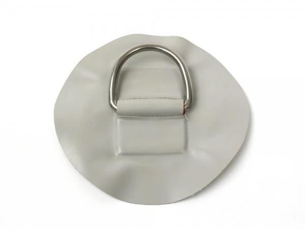 D-Ring PVC Patch - 53mm