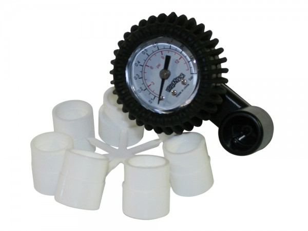 Zodiac Pressure Gauge and Adaptors